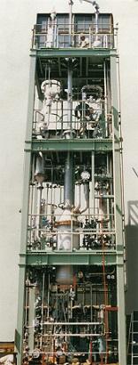 超高純度蒸留装置