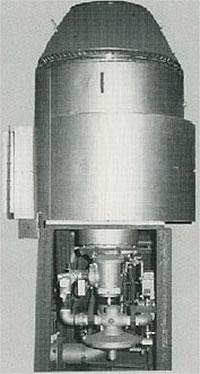 各種加熱炉 ー直燃式エアヒーターMG型ー