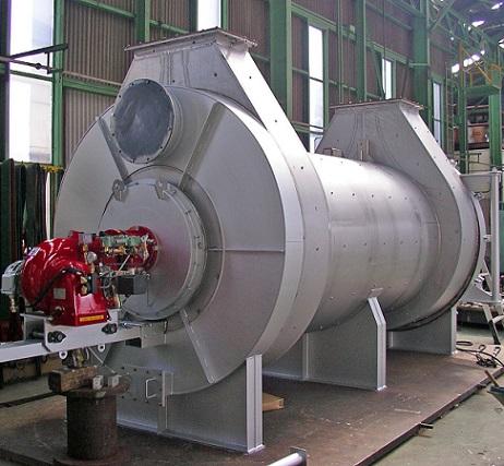 プロセスエアヒータ― 空気加熱器 ―