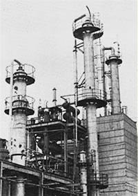 (精製蒸留)DCB(ジクロルベンゼン)精留装置