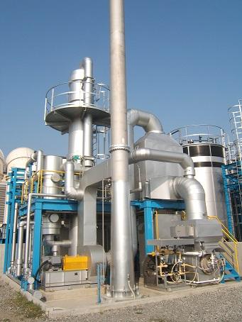 触媒式脱臭装置(アンモニア・VOCガス)