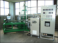 Microwave treatment system