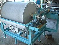 OS filter (continuous vacuum rotating filter)02