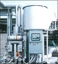 Thermal oil heater (heat medium boiler)