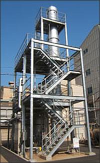 Ammonia treatment system01