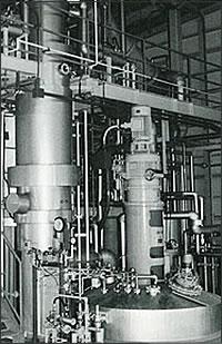 メタクリル酸誘導体反応装置