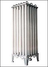 超低温液化ガス用蒸発器 - CAV-SHN・CAV-SMP詳細 -