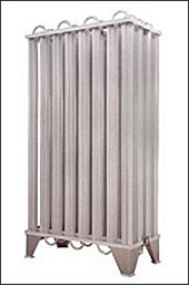超低温液化ガス用蒸発器 - CAV-MP詳細 -
