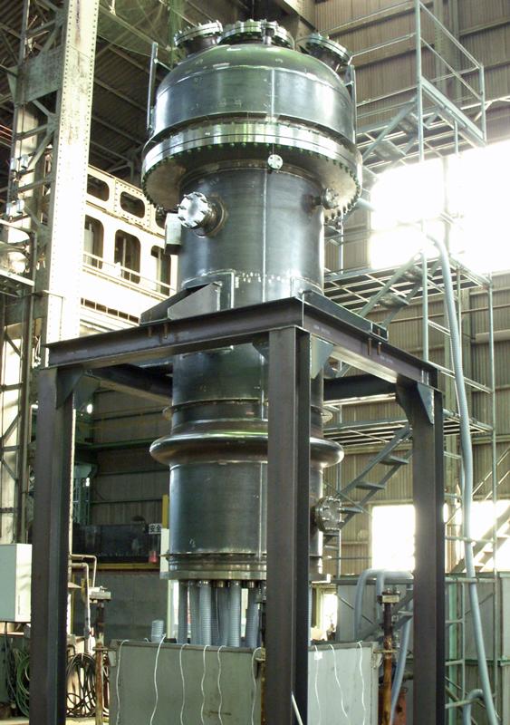高純度硫酸製造装置
